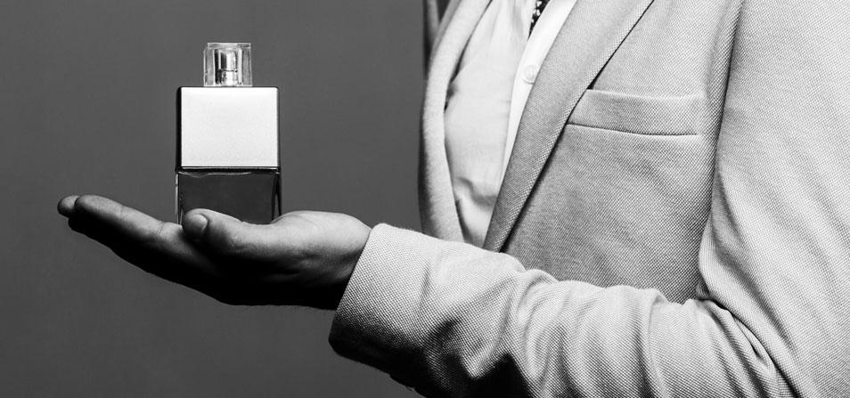 PETER / LACKE Glas Parfum